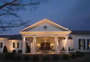 Washington Golf Club House Exterior
