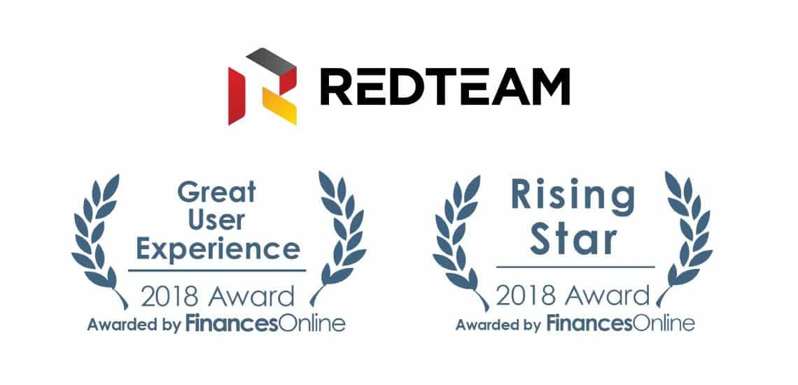 RedTeam Recognized with 2 Construction Management Software Certificates by a Notable Directory for Business Software