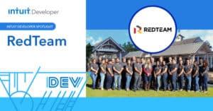Intuit Developer Spotlight: RedTeam