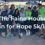RedTeam returns to sponsor the annual Faine House Run for Hope 5k/10k