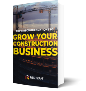 Top 8 Recommendations to Growing Your Construction Business