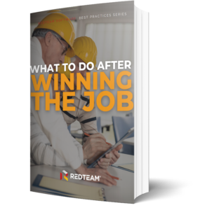 What To Do After WINNING The Job