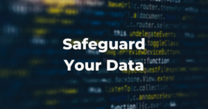 How to protect your data and ensure security on all documentation
