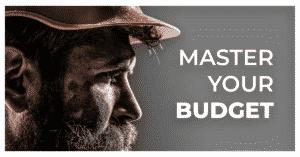 Master your budget webinar