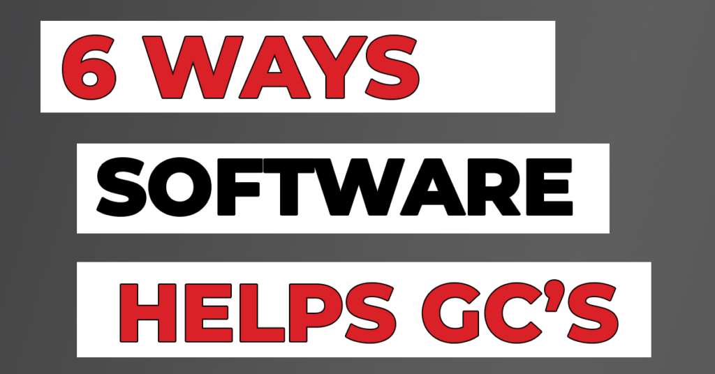 6 Ways Construction Software Helps Your Company
