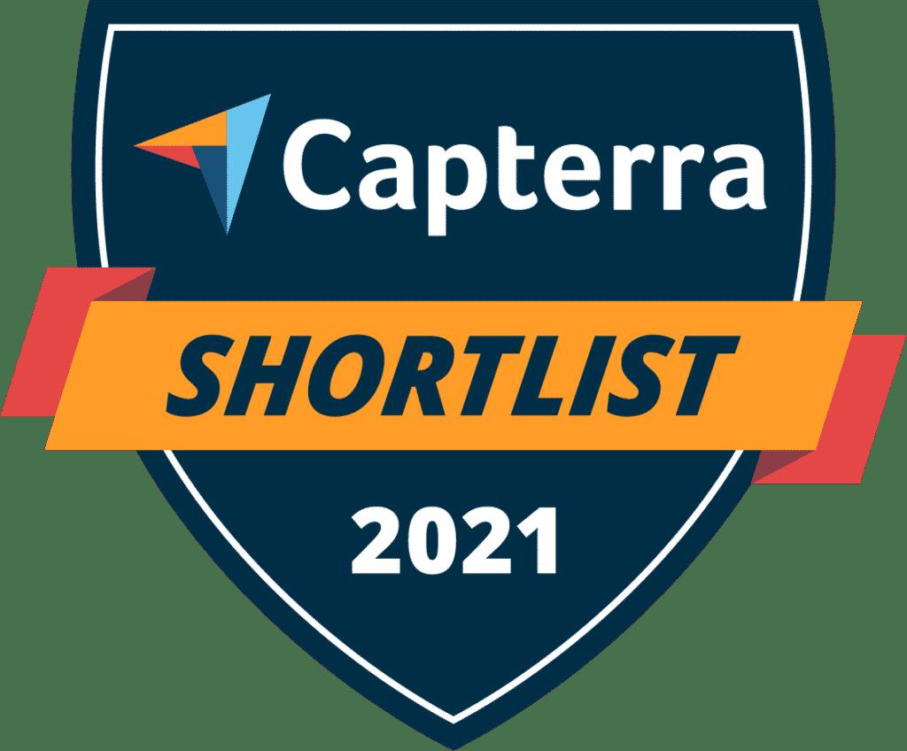 Capterra RedTeam Shortlist