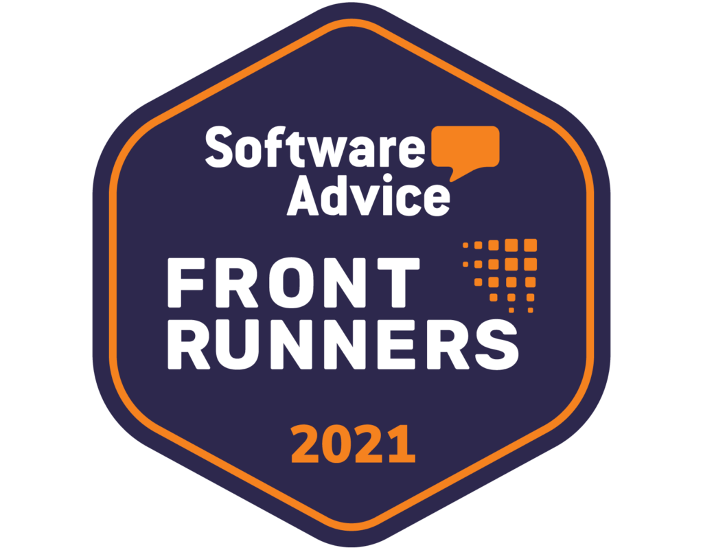 Software Advice Frontrunner 2021