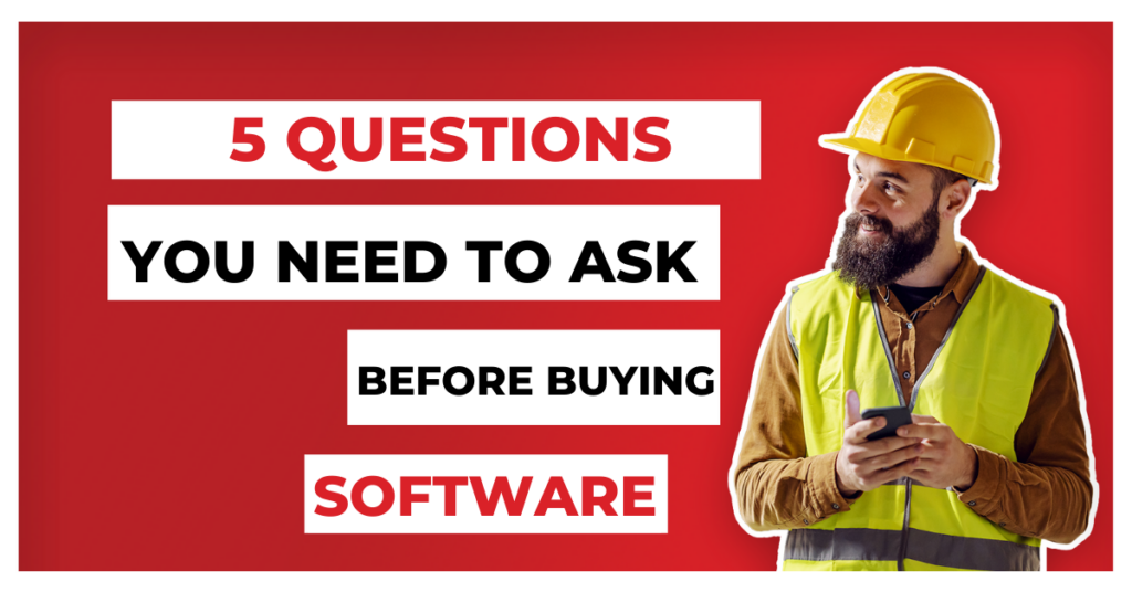 Why General Contractors NEED Project Management Software